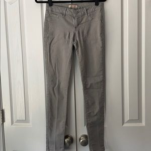 Refuge gray jeans